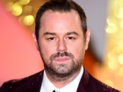 Danny Dyer won for best soap actor (Ian West/PA)