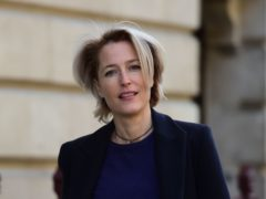Gillian Anderson will portray Margaret Thatcher in The Crown (David Mirzoeff/PA)