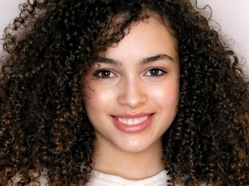 BBC children's TV star Mya-Lecia Naylor died aged 16, (A&J Management)