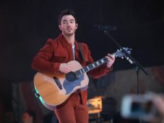 Pop star Kevin Jonas told wife Danielle 'you light up my life every minute of every day' as he wished her a happy birthday (Isabel Infantes/PA Wire)
