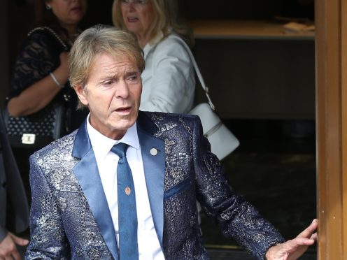 Sir Cliff Richard has agreed a settlement with the BBC (Philip Toscano/PA)