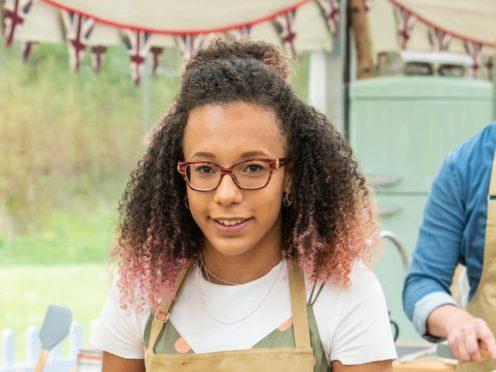 Amelia has left The Great British Bake Off (C4/Love Productions/Mark Bourdillon)