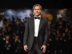 Brad Pitt revealed he sought help from Alcoholics Anonymous while trying to get sober (Arthur Mola/Invision/AP)
