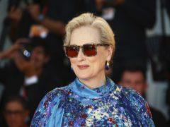 Meryl Streep (Joel C Ryan/Invision/AP)