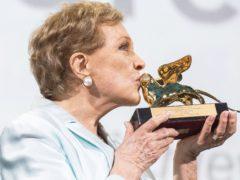 Dame Julie Andrews (Arthur Mola/Invision/AP)