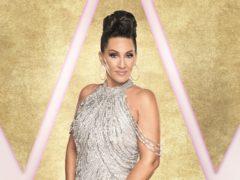 Strictly Come Dancing contestant Michelle Visage (Ray Burmiston/BBC/PA)