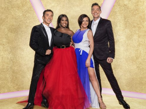 Strictly Come Dancing (Ray Burmiston/BBBC)