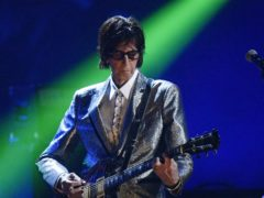 Ric Ocasek from the Cars (AP/David Richard)