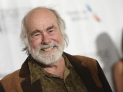Robert Hunter at the 46th Annual Songwriters Hall Of Fame Induction (Evan Agostini/Invision/AP)