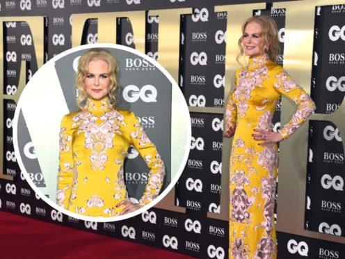 Nicole Kidman has praised British actress and writer Phoebe Waller-Bridge (Matt Crossick/PA)