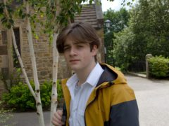 Louis Healy will star in the soap (ITV/Mark Bruce)