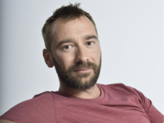 Charlie Condou previously played Marcus Dent in Coronation Street (BBC)