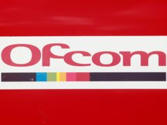 Ofcom is tasked by government with holding the BBC to account over editorial standards (Dominic Lipinski/PA)