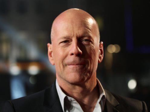 Bruce Willis (Yui Mok/PA)