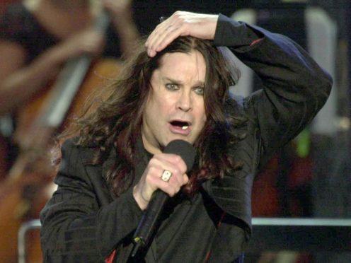 Ozzy Osbourne (Stefan Rousseau/PA)
