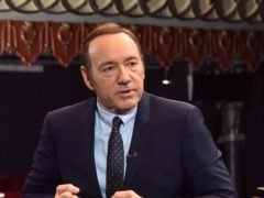 Kevin Spacey (Jeff Overs/BBC)