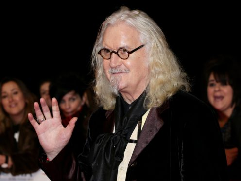 Sir Billy Connolly has left the door open on a potential return to live performing (Yui Mok/PA Wire)