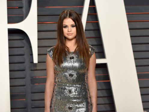 Selena Gomez has discussed the writing process behind her latest single (PA Wire/PA Wire)