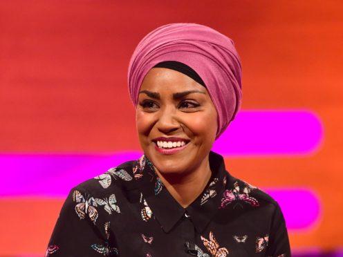 Nadiya Hussain (Ian West/PA)