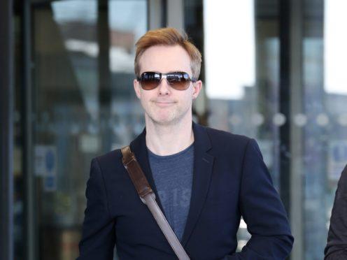 Ian 'H' Watkins will be teamed up with professional dancer Matt Evers (Jane Barlow/PA)