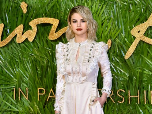 Selena Gomez has surprised fans with her second new single and music video in 24 hours (Matt Crossick/PA Wire)