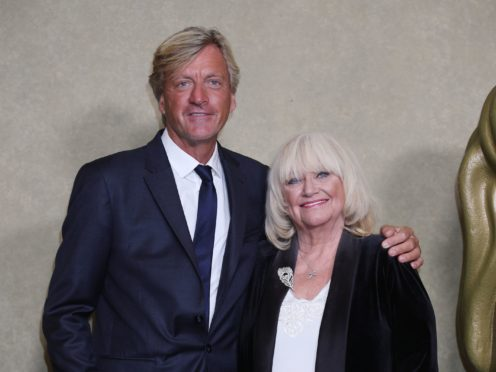 Richard Madeley and Judy Finnigan (Yui Mok/PA)