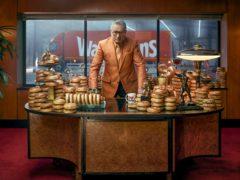Robert De Niro explains why he appeared in Warburtons advert (Jeff Moore/Warburtons)
