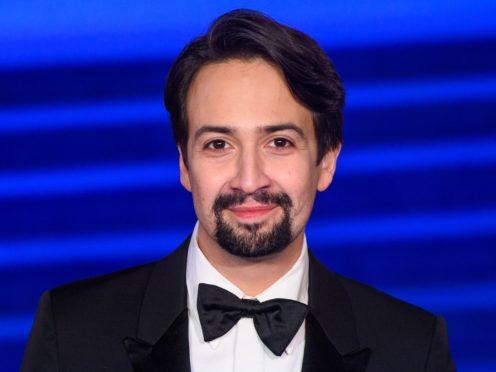 Hamilton creator Lin-Manuel Miranda has appeared on BBC Radio 4's Desert Island Discs (Matt Crossick/PA)
