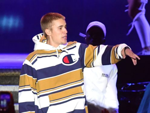 Justin Bieber has hit back at an animal rights group in a row over his new pets (Ian West/PA)