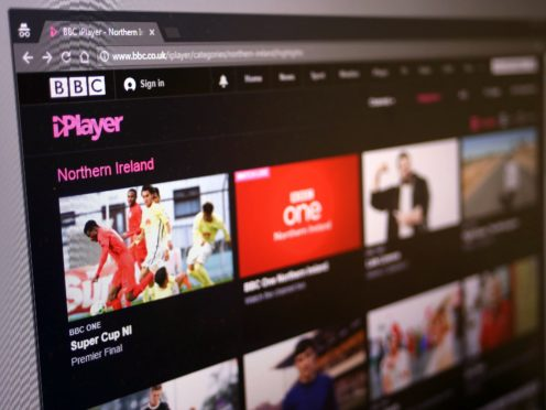 The iPlayer will be expanded (Philip Toscano/PA)