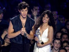 Camila Cabello has spilled the beans on her feelings for Shawn Mendes (PA)