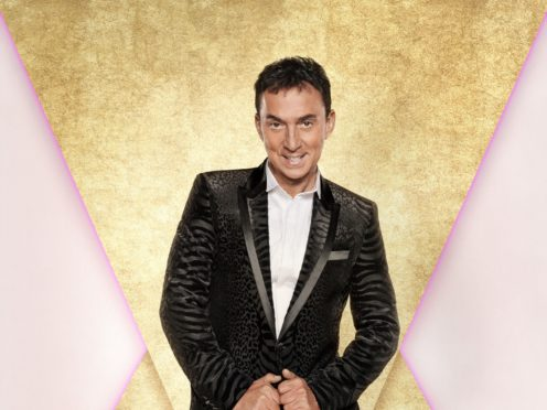 Bruno Tonioli will be replaced by Alfonso Ribeiro for one week (Ray Burmiston/BBC)