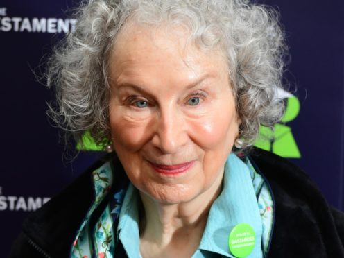 Margaret Atwood has won for her sequel to The Handmaid's Tale. (Ian West/PA)