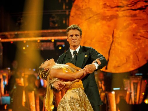 James Cracknell reveals most disappointing thing about early Strictly exit (Guy Levy/BBC)