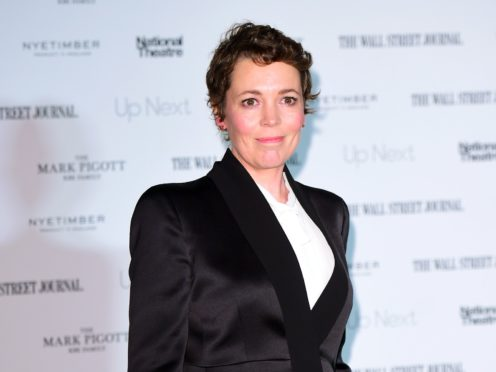 Olivia Colman stars in Netflix drama The Crown (PA)