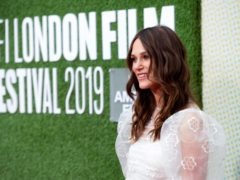 Keira Knightley attending the Official Secrets European Premiere as part of the BFI London Film Festival 2019 (David Parry/PA)