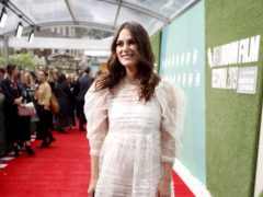Keira Knightley said she is juggling 'so much pumping' with work after having her second baby (David Parry/PA)