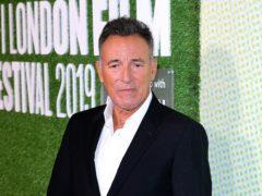 Bruce Springsteen attending the Western Stars Premiere (Ian West/PA)