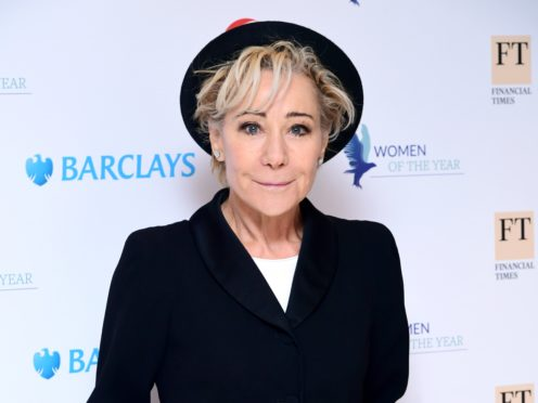 Zoe Wanamaker attending The Women of The Year Lunch and Awards 2019 at the Royal Lancaster Hotel, London (Ian West/PA)