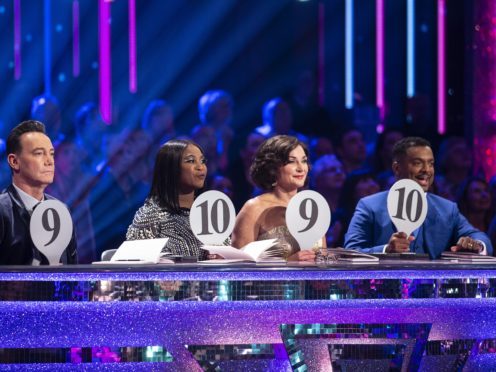 Strictly Come Dancing, which is made by BBC Studios (Guy Levy/BBC)