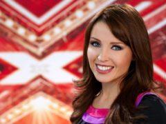 Dannii Minogue on X Factor (Ken McKay/PA)