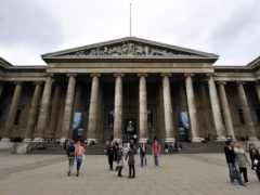 The British Museum remains the most visited single site with over six million visits annually (Tim Ireland/PA)