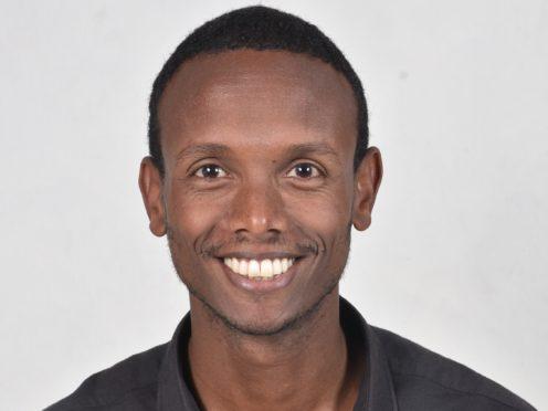 Befekadu Hailu (PEN Pinter Prize/PA)