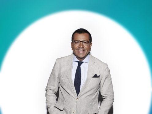Martin Bashir (Talkback/PA)