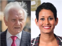 Harvey Proctor spoke to Naga Munchetty on BBC Breakfast (Danny Lawson/Ian West/PA)
