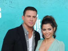 Hollywood stars Channing Tatum and Jenna Dewan have finalised their divorce (PA)