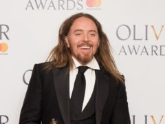 Tim Minchin (Chris J Ratcliffe/PA)