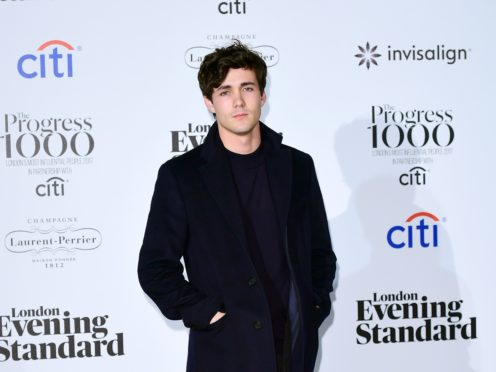 Jonah Hauer-King is a largely unknown actor but has reportedly won a major role in a Disney film (Ian West/PA)