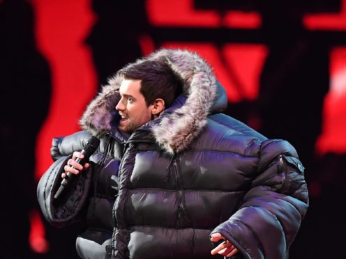 Jack Whitehall hopes not to 'put my foot in it' at next year's Brit Awards (Victoria Jones/PA)