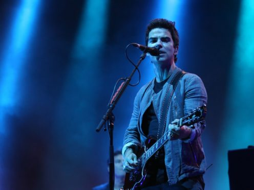 Kelly Jones, lead singer of the band Stereophonics. (Isabel Infantes/PA)